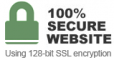 This website is SSL Encrypted and Secure!
